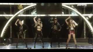 Lets Go Party (Concert ver.) 2NE1  BigBang  - LIVE