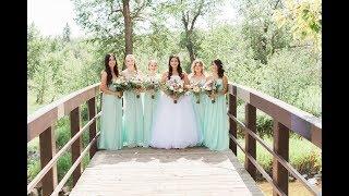 Calgary Wedding Photographer: Gazebo at Fish Creek Park and The Baron - Video Clip