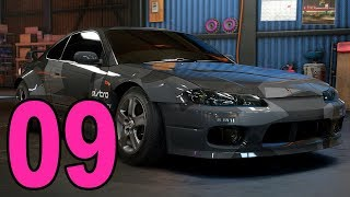 Need for Speed: Payback - Part 9 - Nissan Silvia Drift Build!