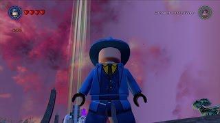 LEGO Batman 3: Beyond Gotham - The Question Free Roam Gameplay [HD]