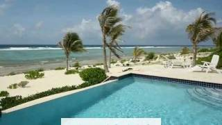 preview picture of video 'Beach Haven_Luxury beach front real estate Cayman Islands video'
