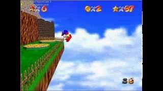Super Mario 64: Game Over