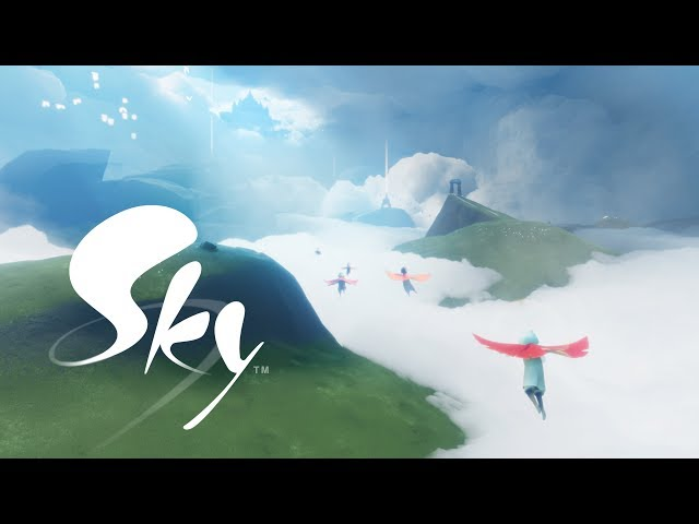 New iOS-Exclusive Game Sky Announced for Apple TV, iPad, and