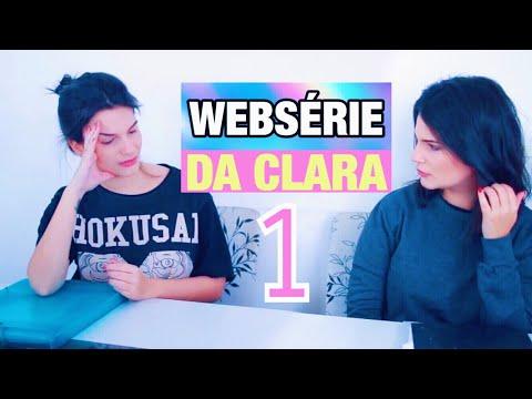 Websérie da Clara (Episódio 1) - ÚLTIMO DIA DE AULA DA RO