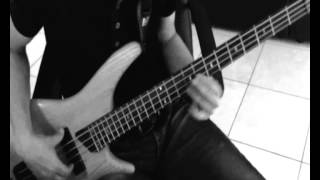 james brown payback [bass cover]