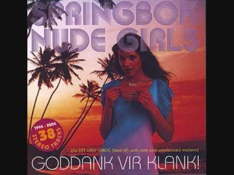 Springbok Nude Girls - Unwordly Beauty