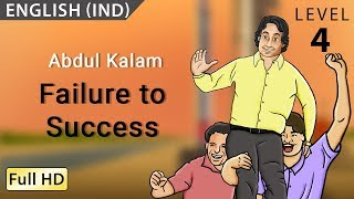 "Abdul Kalam, Failure to Success: Learn English (IND) - Story for Children ""BookBox.com"""