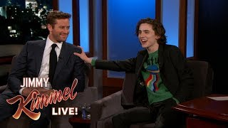 Download Youtube: Guest Host Neil Patrick Harris Interviews Armie Hammer & Timothée Chalamet