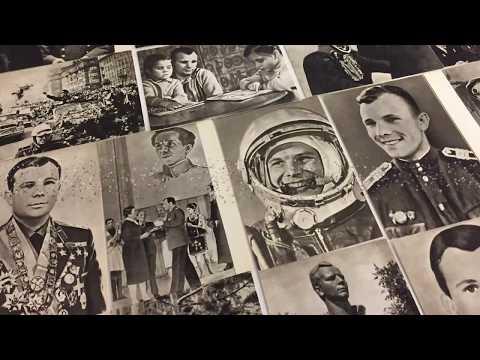Juri Gagarin - Ikone der Raumfahrt (Trailer zur Ausstellung)