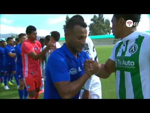 America de Quito - Эмелек 0:2. Видеообзор матча 10.07.2019. Видео голов и опасных моментов игры