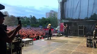 Sum 41 - A Death In The Family live @ Praha 18/06/2019