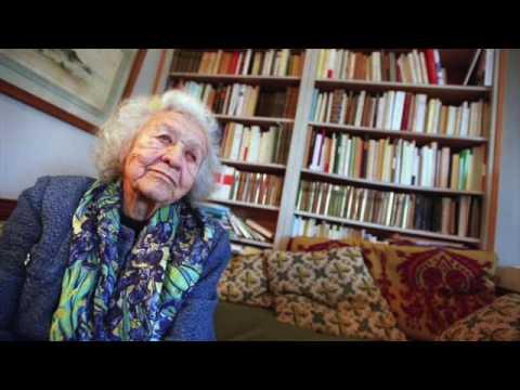 Vidéo de Jacqueline de Romilly