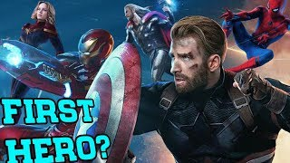 Who Was the First Hero of the MCU?