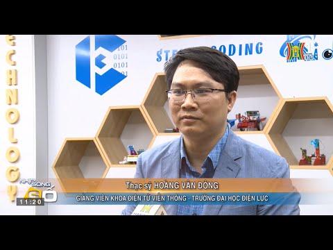 Phóng sự về Giáo dục STEM (HTV)