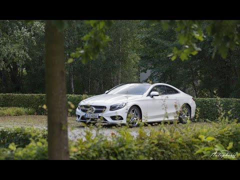 Fahrbericht: Mercedes-Benz S500 Coupé (4Matic)