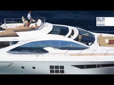 [ENG] AZIMUT 77S - Yacht Review - The Boat Show