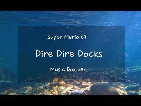 Download Dire Dire Docks From Super Mario 64 Slightly Slower