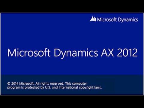 Microsoft Dynamics AX 2012 R2 & R3 Best Online Training in ...