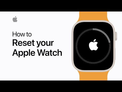How to unpair and reset your Apple Watch | Apple Support