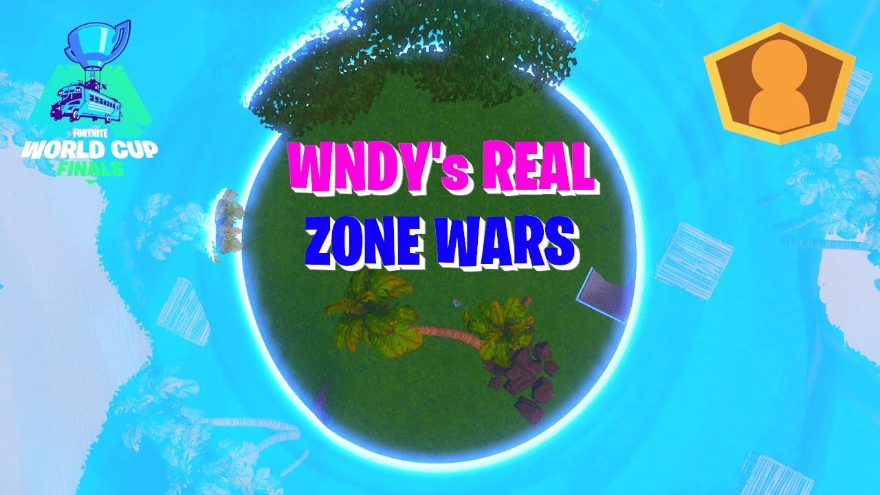 Wndy S Real Storm Wars Fortnite Creative Fortnite Tracker