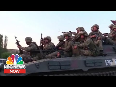 Why U.S. Aid Is So Important To Ukraine | NBC News Now