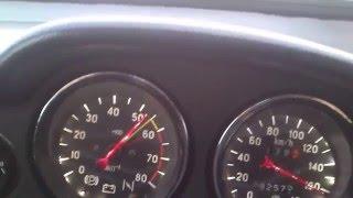 Ваз 2106 / Максимальная скорость
