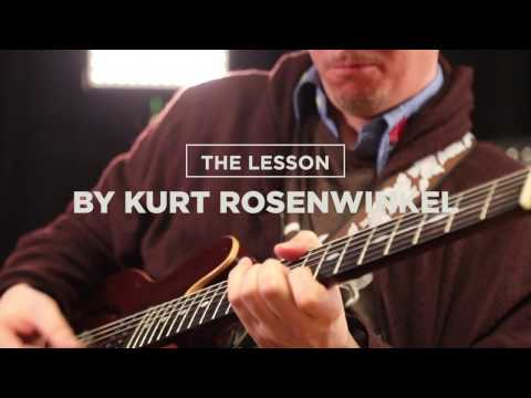 THE LESSON BY KURT ROSENWINKEL
