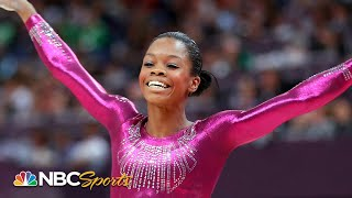 Gabby Douglas Electric Gold Medal Performance In London | Olympic Games Week | NBC Sports