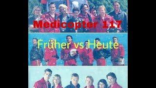 Medicopter 117/Früher vs Heute