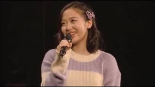 小田さくら「稲場っちょ?のメッセージに喜ぶ!さくらさん」