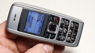 Реставрация и восстановление ретро телефона Nokia 1600 классика оригинал