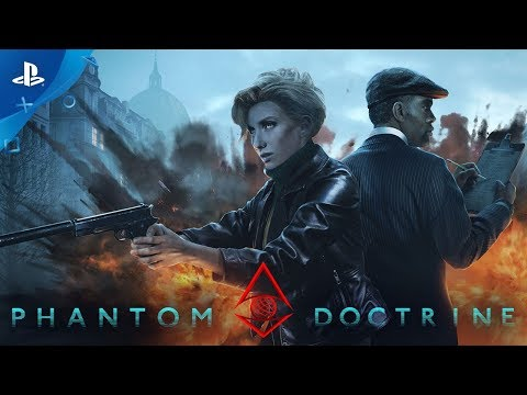 Phantom Doctrine – Cinematic Release Date Announcement Trailer | PS4