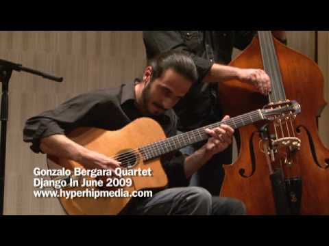 Coquette - The Gonzalo Bergara Quartet