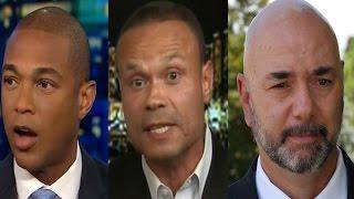 Don Lemon Lies And Insults Secret Service Agent Dan Bongino, Gary Byrne Responds