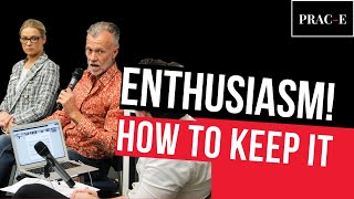ENTHUSIASM! How to keep it as a young teacher