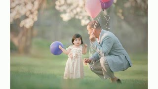 Daddys Girl - Father Daughter | Charlotte Baby Photographer