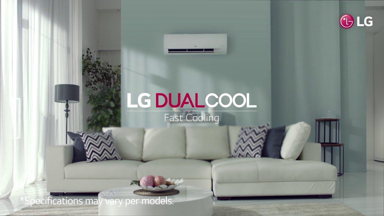 Кондиционер LG Standard Plus PC07SQR video preview