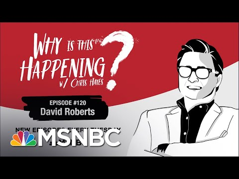 Chris Hayes Podcast With David Roberts | Why Is This Happening? - Ep 120 | MSNBC