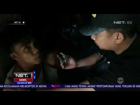 Polisi Amankan Bandar dan Kurir Sabu di Batam NET24