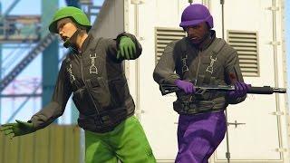 THE MOST INTENSE BATTLE EVER! | GTA 5 Online