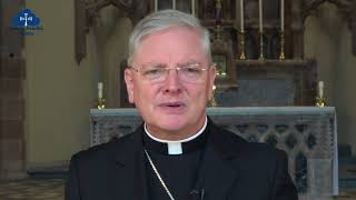 Archbishop Leo Cushley of St Andrew's & Edinburgh confirms his attendance