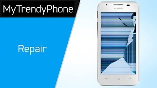 How to replace Huawei Ascend G510 display
