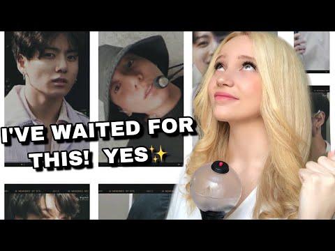 BTS JUNGKOOK Euphoria (DJ Swivel Forever Mix) REACTION / [2019 FESTA]  - JK memories by BTS