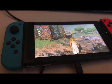 Botw Nintendo Switch Mods Working