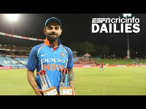 Virat Kohli's century guides India cricket team to victory over South Africa | Cricinfo | ESPN
