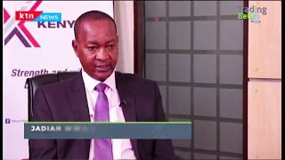 Kenya Reinsurance Corporation Ltd MD Jadiah Mwarania - [Part 2]- | KTN NEWS TRADING BELL