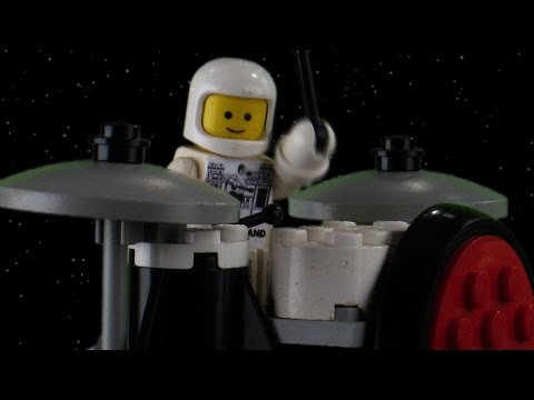 Power Trio -- Lego Animation
