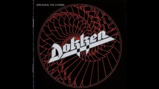 Dokken Seven Thunders Rock Candy Remaster 2014 Video
