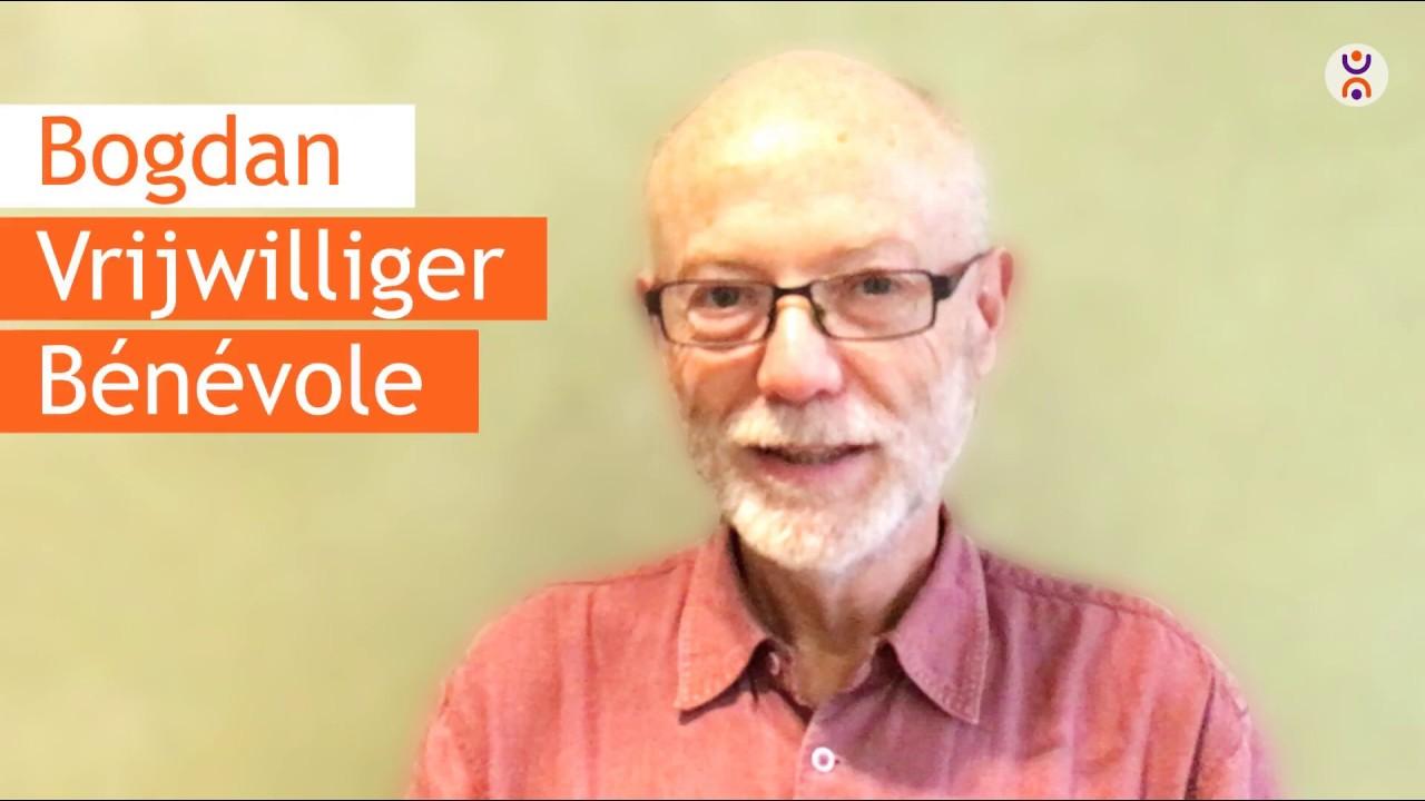Waarom Bogdan vrijwilliger is