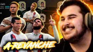 MESMO ADVERSÁRIO 2x SEGUIDAS! A REVANCHE na WL FIFA 20 Ultimate Team